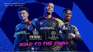 FIFA 2020 NEW GRAPHIC MENU'FOR PES 2017 [Download & Install]