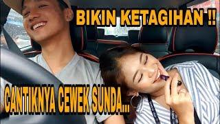 PRANK TAXI ONLINE !! CEWEK SUNDA CANTIK ADEM BIKIN KETAGIHAN !!