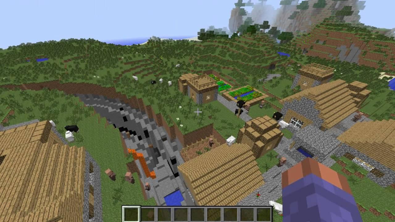 Minecraft Seeds | Sharing the best Minecraft Seeds