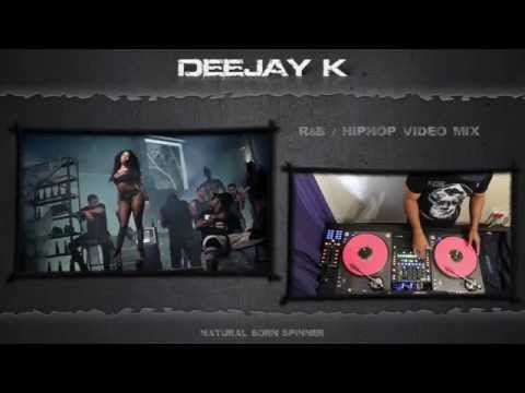♫ DJ K ♫ R&B / HipHop ♫ Video Mix ♫ Ratchery Vol 4