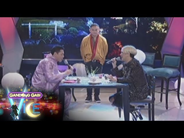 GGV: Vice Ganda and Zanjoe Marudo's Japanese-themed date