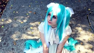 Vocalaction - Rolling girl - Hatsune Miku - Vocaloid live action