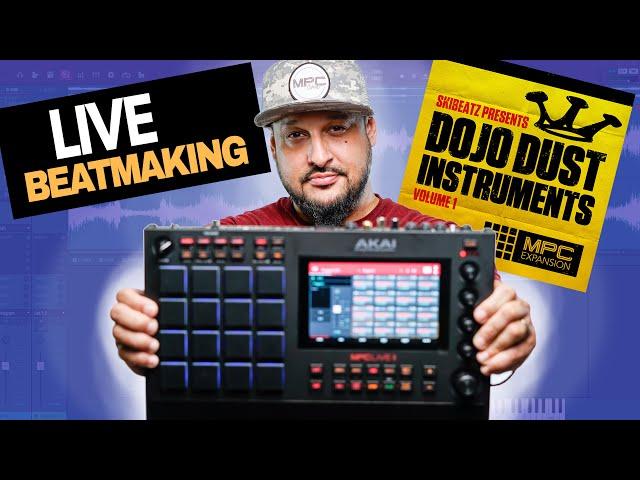 🔴Q&A Making Lofi Beats w SkiBeatz DojoDust Expansion!... Tune In!