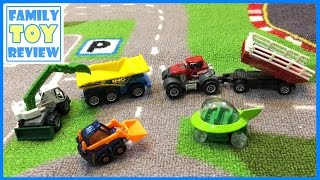 New Matchbox Farm Trucks - Jetsons Hot Wheels - New Toys Hunt at Target - Unboxing Toy Cars for Kids