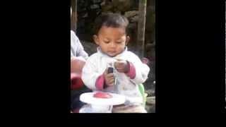 Amzing Boy Rider From Tura, Meghalaya, West Garo Hills,India.wmv