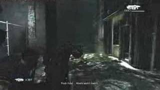 Gears of War - Act 3: Belly of the Beast - Ch. 1 - Downpour