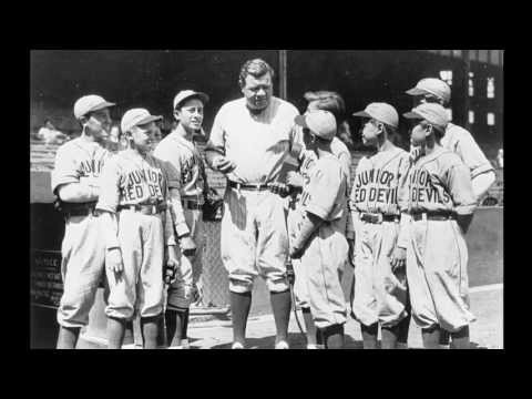 Babe Ruth Room - Baseball Hall of Fame Exhibit Talk
