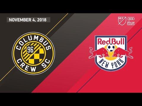 HIGHLIGHTS: Columbus Crew SC vs. New York Red Bulls | November 4, 2018