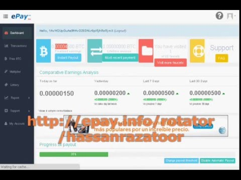Epay learn in Urdu | Earn Bitcoin