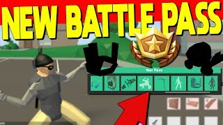 New BATTLE PASS Is Out In Strucid...*INSANE* (Roblox Fortnite)