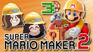 Super Mario Maker 2 - 3 - With Friends Like These: FEATURING Ross O'Donovan