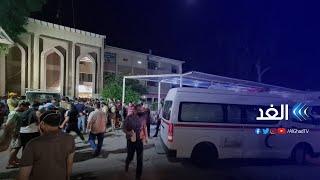 ارتفاع حصيلة ضحايا حريق مستشفى ابن الخطيب في بغداد إلى 82 قتيلا.. شاهد التفاصيل