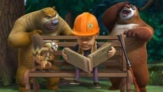 Медведи-соседи 🐻   1 сезон 19 серия   Вик-Геракл   Мультики детям