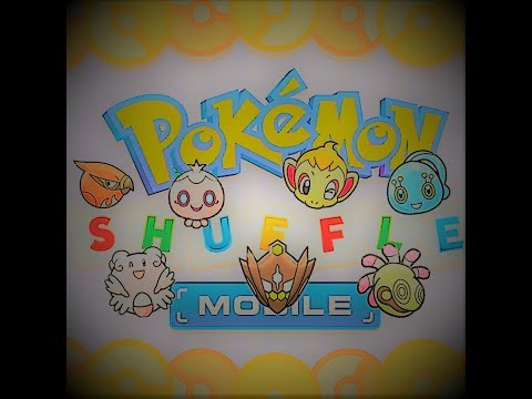 Pokemon Shuffle Special Events  24 04 2018  Winking Blissey, Zygarde 100% Form and more (ITEMLESS)