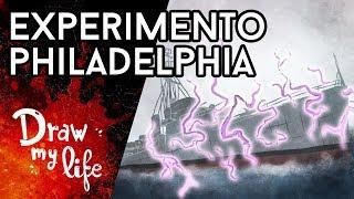La leyenda del EXPERIMENTO FILADELFIA - Draw My Life en Español