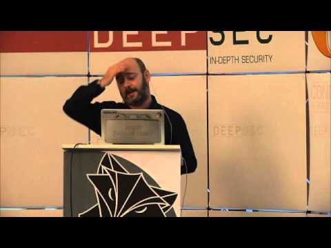 [DS15] Cyber Cyber Cyber Warfare   Mistakes from the MoDs – Raoul Chiesa