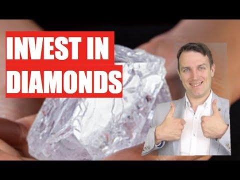 2 DIAMOND STOCKS TO BUY + DIAMOND INDUSTRY ANALYZED