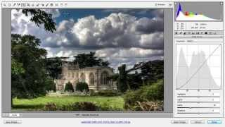 Targeted Adjustment Tool in Adobe Camera Raw