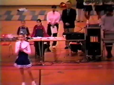The 1993 Cheerleading Competition from Cape Ann