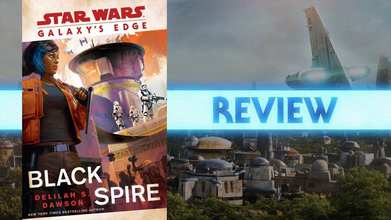 Descargar Star Wars Galaxy S Edge Black Spire Pdf Y Epub Al Dia Libros