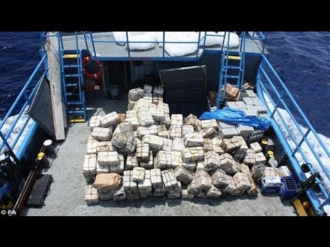 Twenty-seven arrested in Spain, Portugal with 300 kg of cocaine