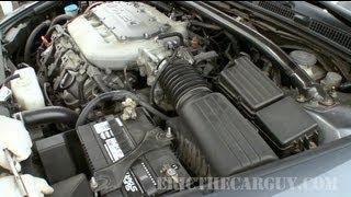Honda J Series V6 Valve Adjustment (Part 1) -EricTheCarGuy