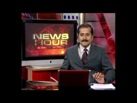 News reader venu's comic actions(Only for mallus)