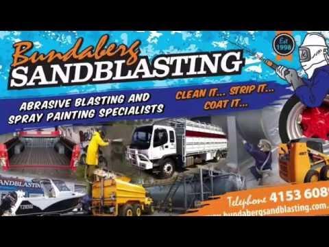 Bundaberg Sandblasting | Abrasive Blasting | Spray Painting | Soda
