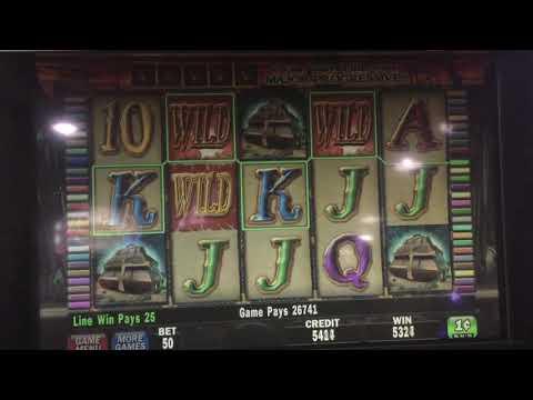 Jolly Roger slot machine progressive win ❤️