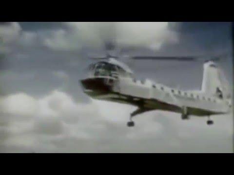 Piasecki H-16 Transporter Rotor Helicopter