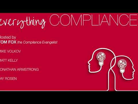 Everything Compliance-Episode 27, the Zuckerberg and Cohen Edition