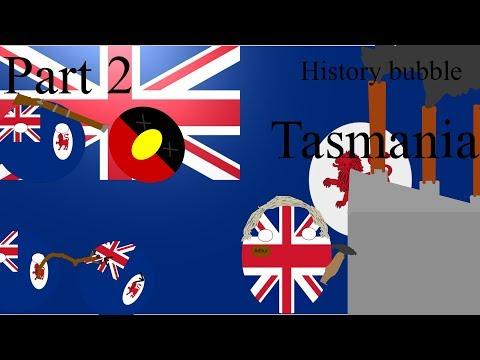 History bubble Tasmania: Macquarie harbour and the black war
