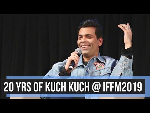 20 years of Kuch Kuch Hota Hai at IFFM 2019 I Karan Johar I Rajeev Masand