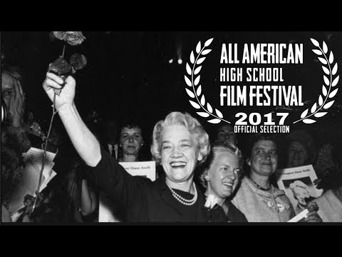 NHD Documentary 2017 - Margaret Chase Smith: Speaking for America's Conscience