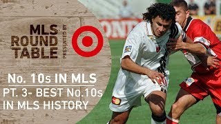 Best No. 10s in MLS History   Roundtable pres. by Target