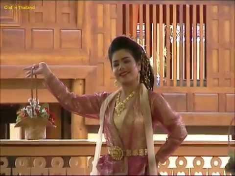 Olaf in Thailand / Episode 44: Bangkok - Wimanmek-Palast / Vimanmek Mansion (Palace) Thai Dance 2