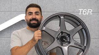 homepage tile video photo for The Enkei T6R Tuning Series Wheel