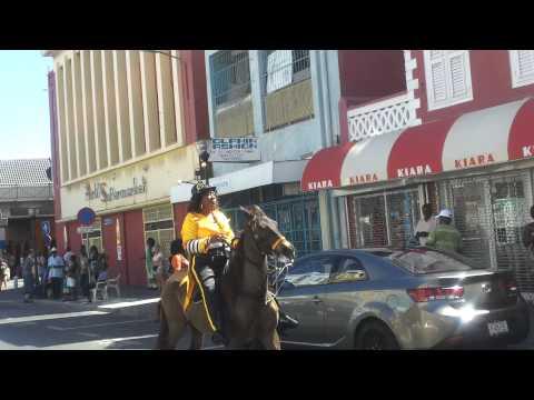 Korsou horse parade 2013