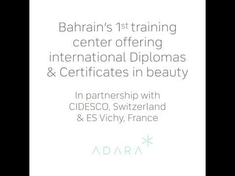 International Diplomas and Certificates in beauty and wellness.