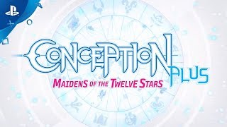 Conception PLUS - Launch Trailer | PS4