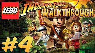 Прохождение LEGO Indiana Jones: The Original Adventures - Часть 4: Колодец Душ(Продолжаем прохождение LEGO Indiana Jones: The Original Adventures Подпишись БРО и поставь лайк ..., 2014-09-29T06:00:01.000Z)