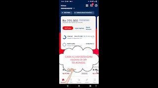 CARA KLAIM BERAGAM HADIAH DI APP MY TELKOMSEL screenshot 2