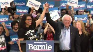 Rep. Tlaib endorses Sen. Sanders for president, From YouTubeVideos