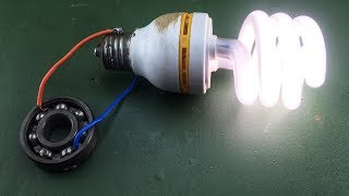 Free Energy Generator 100% Electric New Technology Experiment 2019