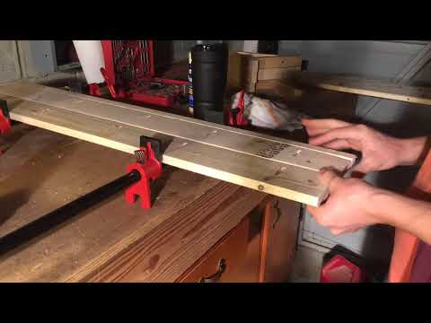 DIY Wooden Shelves and Brackets