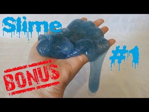 Fabrication de Slime Transparent [Bonus #2]