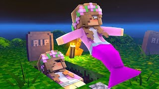 HOW TO BECOME A MERMAID | Minecraft Little Kelly thumbnail
