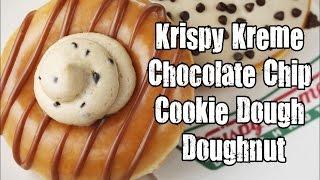 Carbs - Krispy Kreme Chocolate Chip Cookie Dough Doughnut