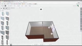 видео Дизайн интерьера - бесплатная программа для iPad Planner 5D