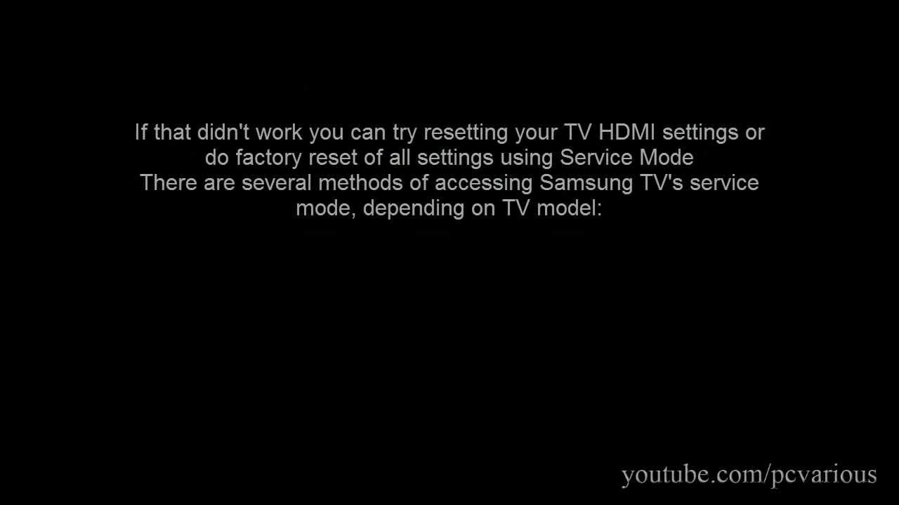 Easily fix hdmi ports in samsung tv youtube - How to add more hdmi ports to your tv ...